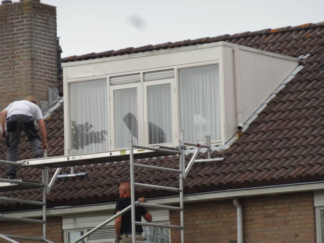 verbouwing dakkapel